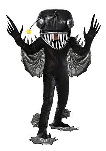 Kid's Angler Fish Costume Monster F…