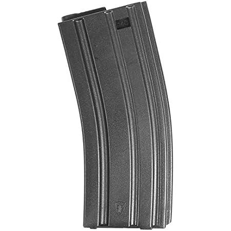 Airsoft Accessories 140rd Mid-Cap Mag Plastique Magazine for pour M4 M16 Series AEG Black Noir