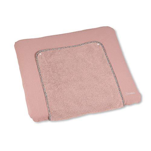 Sterntaler Wickelauflagenbezug Baylee, rosa, 80 x 90 cm