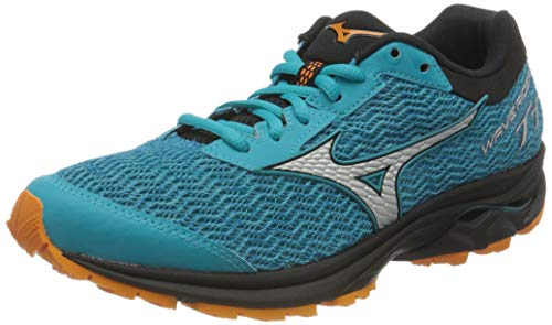 Mizuno Damen Wave Rider Tt (w) Leichtathletik-Schuh, Bluebird/Slver/Aglory, 44 EU