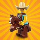 LEGO Minifigure Series 18 - Chico con disfraz de vaquero