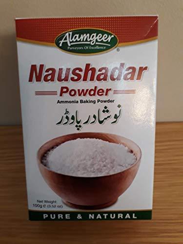 Naushadar Poeder Ammoniak Bakpoeder 100g