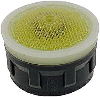 Green//Clear Dome Regular Honeycomb Screen Brass 55//64-27 Threads Neoperl 11 1100 3 PCA Perlator HC Economy Flow Female Aerator Chrome Pack of 6 55//64-27 Threads 1.5 GPM Aerated