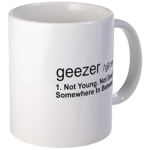 CafePress werden-Definition-Tasse, keramik, Weiß, S