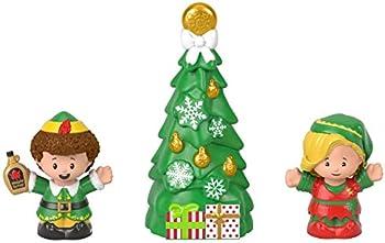 Fisher-Price Little People Collector Elf Movie Figure Set