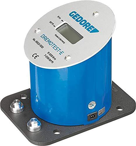 GEDORE 8612-050 Elektronisches Prüfgerät DREMOTEST E 0,9-55 Nm