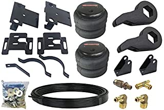 airmaxxx Level Lift Kit 2001-10 Chevy 8 Lug Truck Front Torsion Keys Rear Air Suspension Over Load Tow Kit