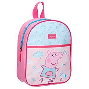Mochila Infantil Escolar Mochila pequeña Niña 28cm Mochila Peppa Pig