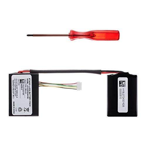 STAIGO Batería de Repuesto para Beats Pill 2.0 La batería se Ajusta al Modelo de batería J272/ICP092941SH batería Altavoz portátil inalámbrico Bluetooth 1050mAh