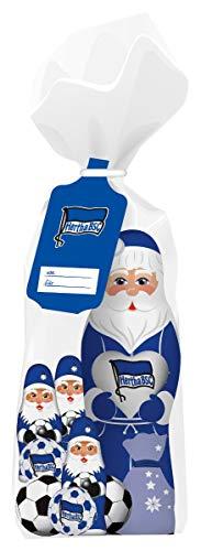 Fan Shop Sweets Hertha BSC Berlin Weihnachtsmix- Beutel Weihnachtsmann