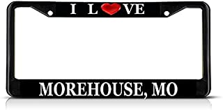 Best morehouse license plate Reviews