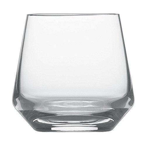 Schott Zwiesel 112417 Serie Pure 6-teiliges Whiskyglas Set, Kristallglas