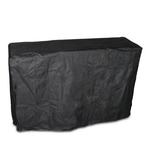 Miadomodo Copertura telo protezione per panca panchina giardino in poliestere ca. 120/45/75 cm