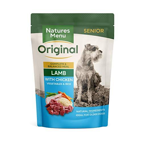 Nature's Menu - Comida para perros, 8 x 300 g