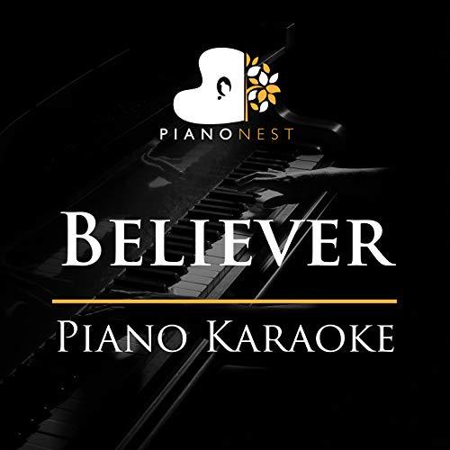 Believer (Piano Karaoke)