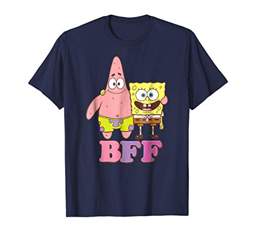 Spongebob Squarepants and Patrick BFF T-shirt