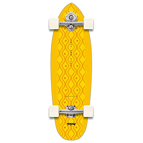J-Bay 33' Complete Surfskate YOW, Power Surfing Ser