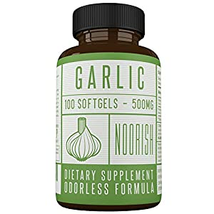 CARDIOVASCULAR HEALTH - There are many parsley health benefits for cardiovascular health, including its high levels of antioxidants, protective folate and anti-inflammatory abilities. LOWER CHOLESTEROL - Garlic oil has been heavily studied for its ca...