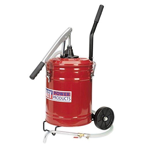 Sealey TP17Mobile Gear Öl Zapfanlage