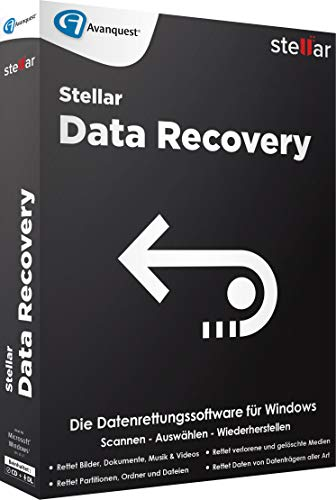 Stellar Windows Data Recovery 8