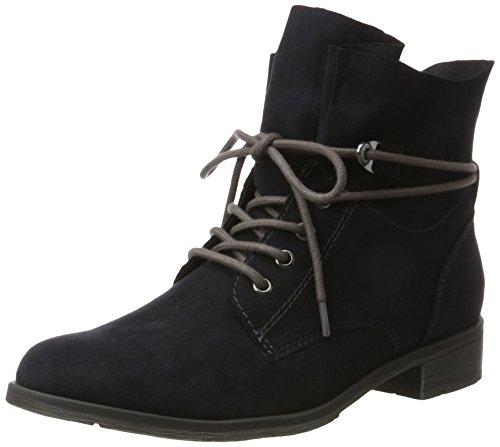 MARCO TOZZI Damen 25100 Chukka Boots, Blau (Navy), 38 EU
