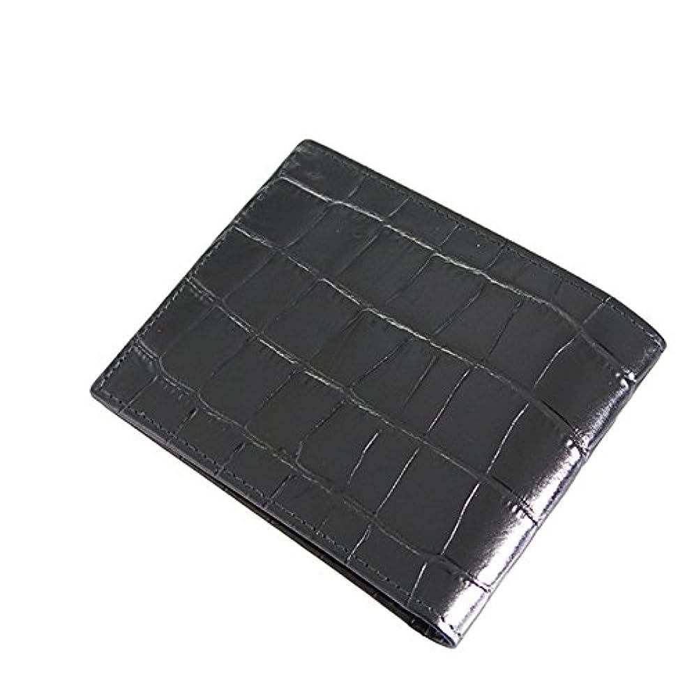 告白許可するピアノエッティンガー 短財布 メンズ CC030J-EBONY ブラック [並行輸入品]
