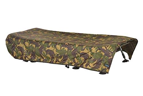 New Aqua Products Carp Fishing Aquatexx Tactical Camo Bedchair Cover