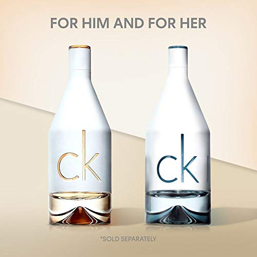 Calvin Klein Calvin klein in 2u for her edt spray 100.0 ml 1er pack 1 x 100 ml