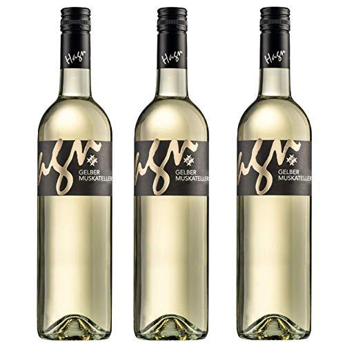 Gelber Muskateller Wein 2019 HAGN Landessieger (3x 0,75l)