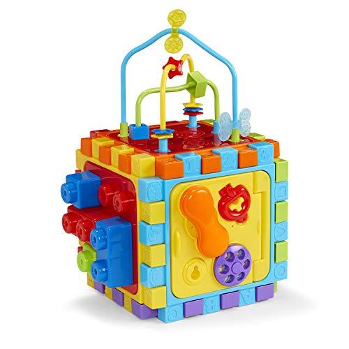 Bruin 6 Way Activity Cube, Multi (AD17633)