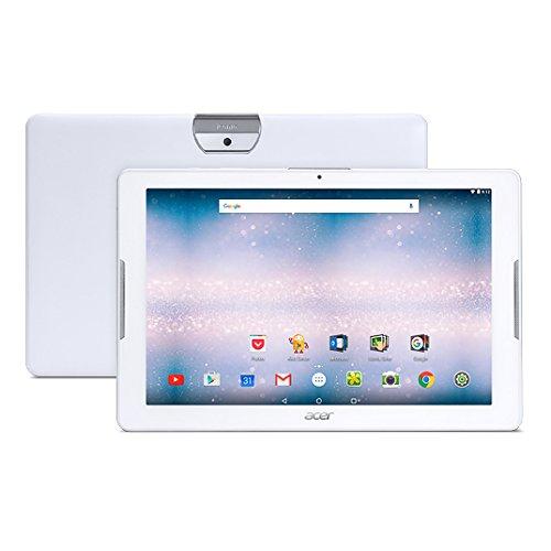 'ACER Iconia One 10b3-a40–10Zoll Tablet WiFi, Mediatek mt8163, 1GB RAM, 8GB interner Speicher, Android 6.0 weiß