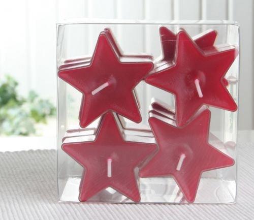 Duft-Sternenlicht, transp. Hülle, 12er-Sparpack Weihnachtszauber