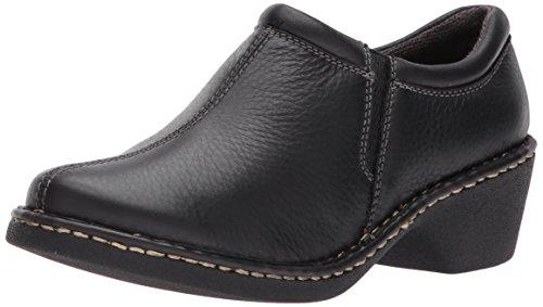 Eastland Women's Amore Slip-On Loafer, Black, 10 W US