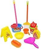 hsj LF- Spielzeug-Kind-Reinigungs-Set for Kleinkinder bis zum Alter von 4 Stunden von Fun & Pretend...