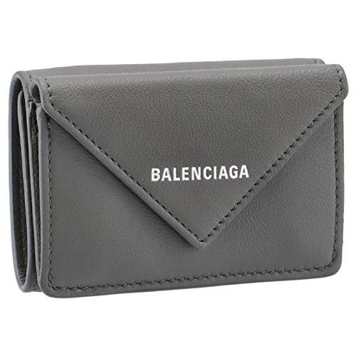 BALENCIAGA(バレンシアガ) ペーパーミニ PAPIER ミニ財布 二つ折り財布 391446 DLQ0N 1215 [並行輸入品]