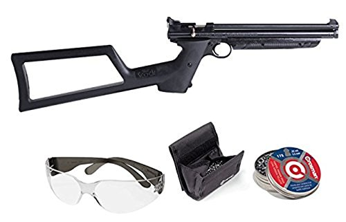 Crosman 1322 Air Pistol Premier Shooters Kit