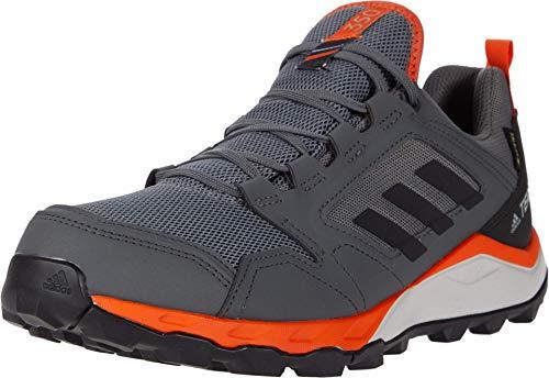 adidas outdoor Terrex Agravic Tr GTX Chaussures de course pour homme, gris (Gris/noir/orange.), 40 EU
