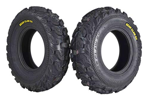 Kenda Bear Claw EX 22x7-10 Front ATV 6 PLY Tires Bearclaw 22x7x10 - 2 Pack