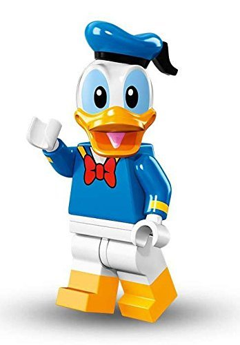 LEGO Disney Series 16 Collectible Minifigure - Donald Duck (71012) by