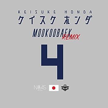 Keisuke Honda (Remix) [feat. TENZAN]