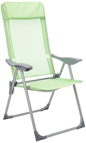 Randoneo Vector Chaise de Camping Lime
