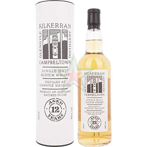 Kilkerran Glengyle 12 Years Old Single Malt Scotch Whisky 46,00% 0,70 Liter