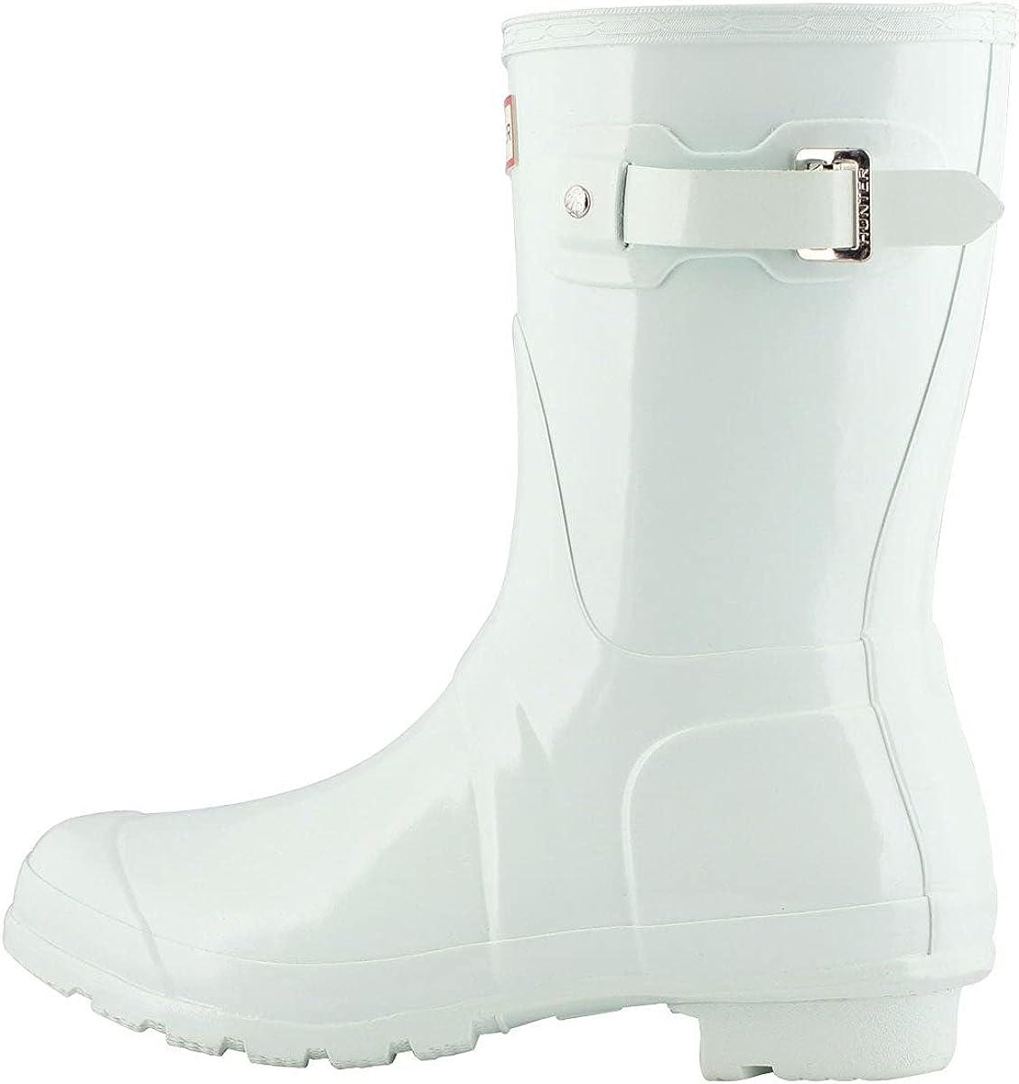 Hunter 日本正規代理店品 Women's Original Short Rain 訳あり Gloss Boots