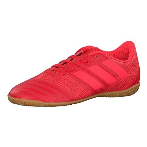 Adidas Nemeziz Tango 17.4 In J, Zapatillas de fútbol Sala Unisex niño, Naranja (Correa/Rojent/Negbas 000), 33.5 EU