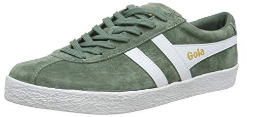 Gola Cma558, Zapatillas para Hombre, Verde (Sage/White NW), 40 EU