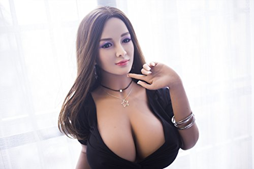 You And Me 153cm Sex Doll With Sexual Moans Realistic TPE Lifesize Love Doll For Oral/Vagina/Anus Sex for Men Masturbator, Lisa (Tan), 153cm/5.01ft
