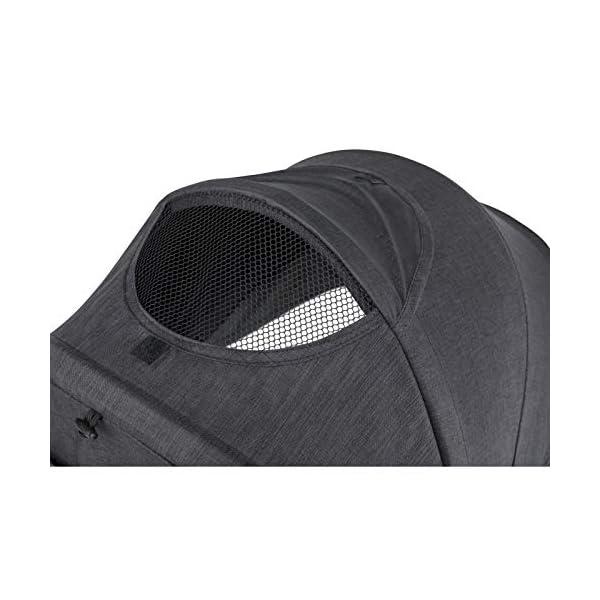 Lionelo Irma Folding Stroller with Backrest Adjustment 6 Inch Wheels Lionelo  15
