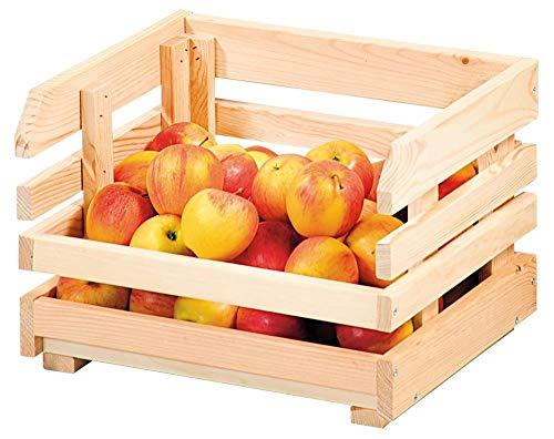 KESPER Boîte de Pommes de Terre, 37 x 30 x 26 cm, Beige