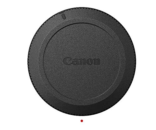 Canon RF Fotocamera Nero tappo per obiettivo