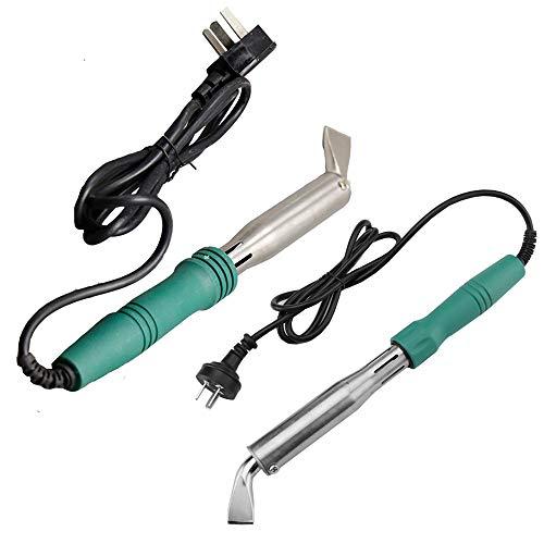 Lötkolben Kit Soldering Iron Set, Unterschiedliche Lötspitzen, Löten Ständer, Lötzinn 220V 50HZ Lötkolben Hochleistungslötkolben Dachdecker Löten 100W - 300W